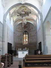 Chorraum St. Peter und Paul - Niederzell