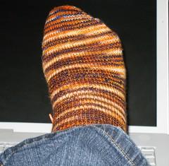 Illini sock