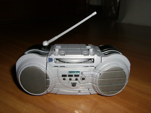 juguete Frenzy radio Transformers