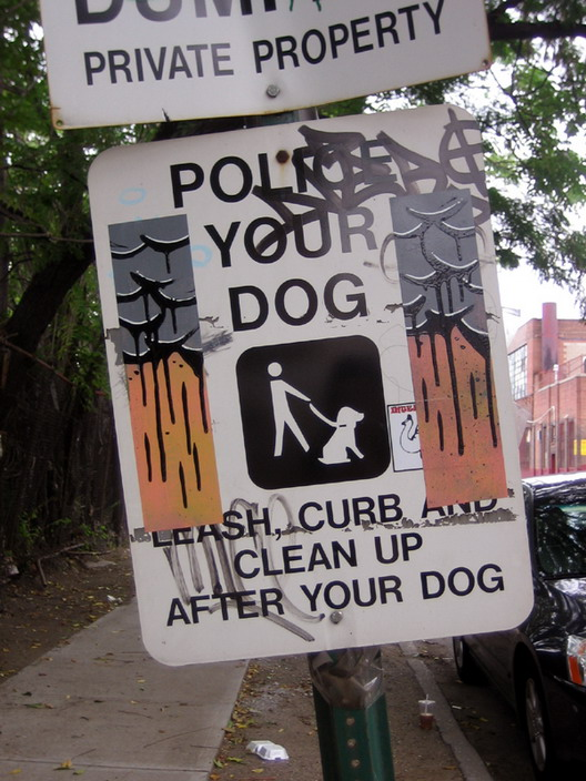 Police Your Dog