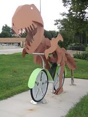 Bike-a-Saurus