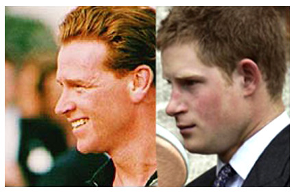 james hewitt prince harry pictures. Prince Harry middot; James Hewitt