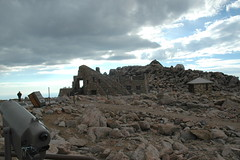 Ancient ruins? (phil.mills) Tags: mountains colorado motorcycle mtevans