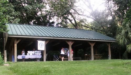 Hickory Pavilion, Rainbow Springs State Park
