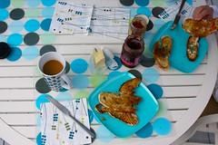 overcast breakfast