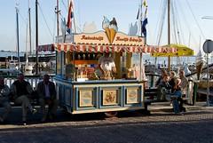Ice Cream Man, Volendam