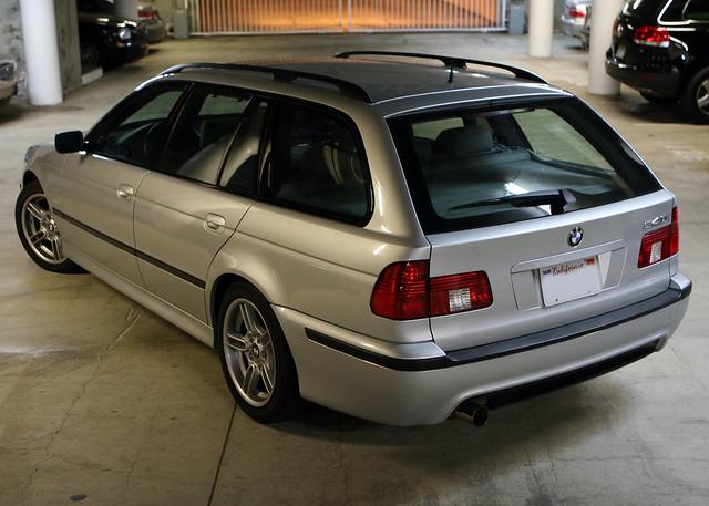 2003 sport wagon m bmw 540 540i 540it