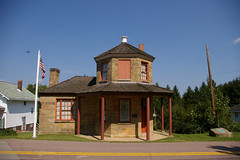 Toll house, Addison, Pennsylvania