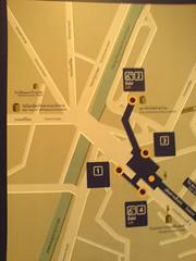 แผนที่ MRT หัวลำโพง