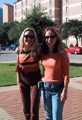 college roommates (Suzanne Preston) Tags: austin ut universityoftexas jestercenter