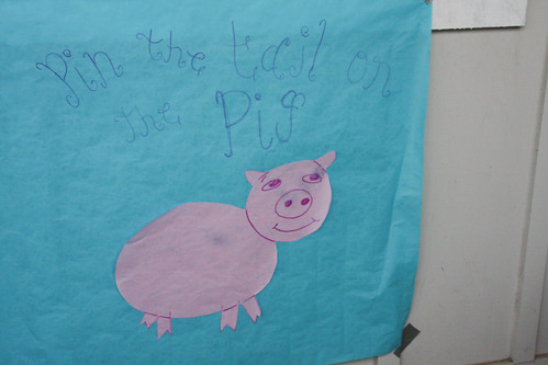 ivy's pig party
