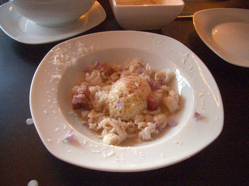 Ludobites Squid carbonara