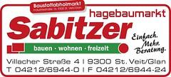 Hagebaumarkt-Sabitzer