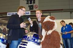 Knigtwise bij de R2 Builders Club