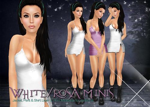 White/Rosa Mini