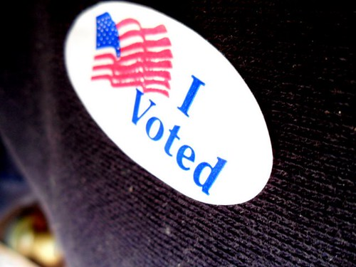 Gratitude Day 2: Grateful for the right to vote and for those who fought for that right