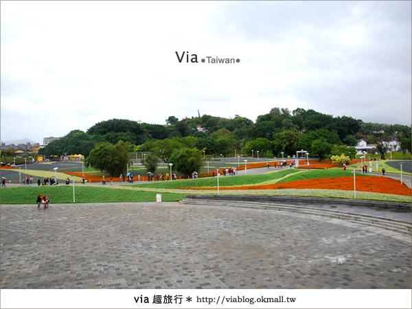 【花博一日遊】via遊花博(上)~從圓山園區開始玩花博!29