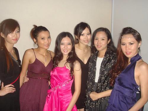 Siao Hui,Jolene Tan,Chee Li kee,Grace Chew,Renee Ng