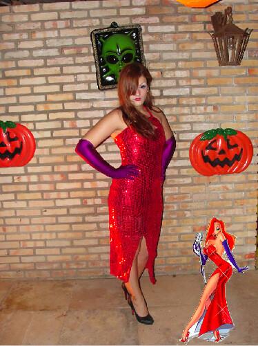 Jessica Moran  - Halloween do Varanda's 06/11/10