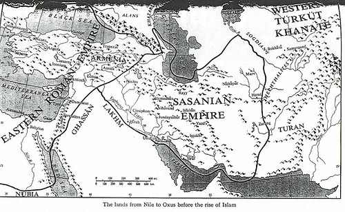 Sasanian empire