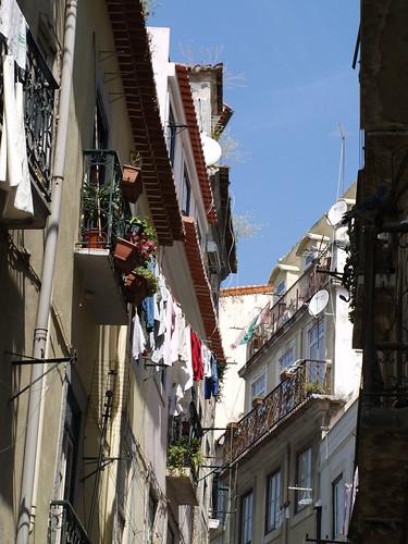 Lisboa - Rua dos Cegos