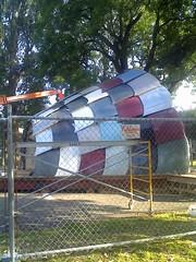 The Panhandle bandshell