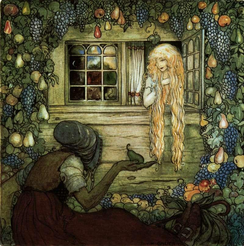 The Magician's Cape: Alvida's Window
