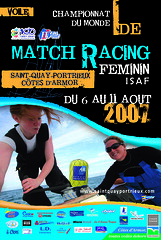 Championnat du monde Match Racing Féminin 2007