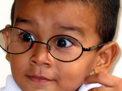 Anxious (Raksh1tha) Tags: closeup kids glasses chennai shaam anxiety
