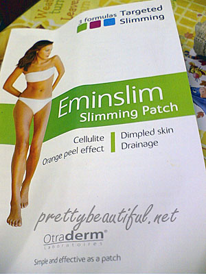 EminSlim Slimming Patch