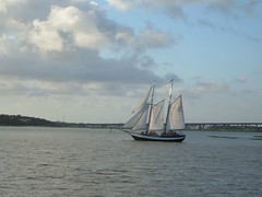 Sailing Schooner Freedom