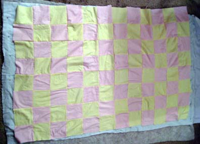 Annabelle Quilt Top