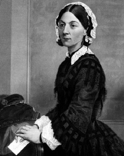 Florence Nightingale, nurse and statistician