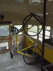 The Lance Armstrong Foundation RAGBRAI bus