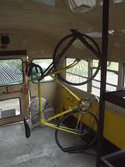 The Lance Armstrong Foundation RAGBRAI bus