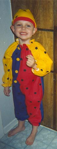 river clown