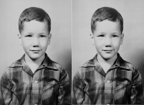 Gerry 1959 school photo repair compare