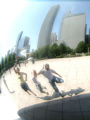 Jumping At The Bean