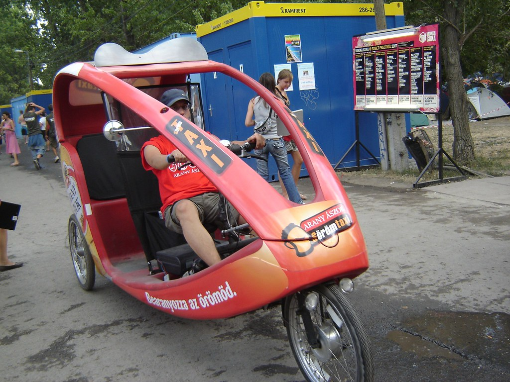 Sziget ''Taxi''