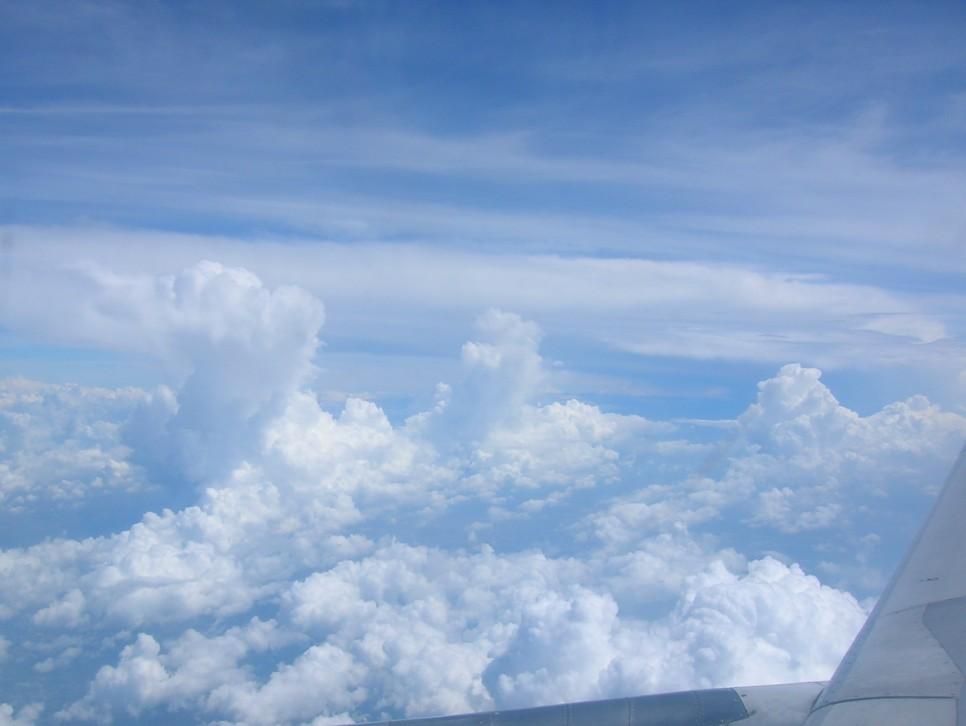 在雲上的瞬間 -1