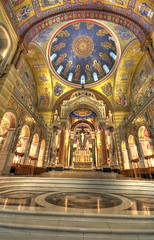 Inside Wonder (Creativity+ Timothy K Hamilton) Tags: church saint st architecture wonder louis cathedral mosaic interior basilica awe stl romanesque byzantine timothykhamilton