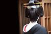 S A N B O N A S H I (mboogiedown) Tags: travel beauty japan neck asian japanese kyoto asia erotic feminine traditional culture geiko geisha tradition kansai nape katsura ochaya erikae gtaggroup oshiroi discoverkyoto kikutsuru iriashi sanbonashi kuromontsuki ggolden