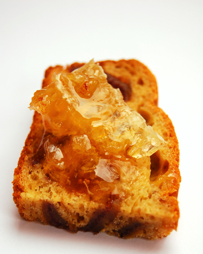 Bread with Honey Comb