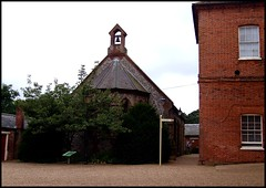 Mitford and Launditch workhouse chapel