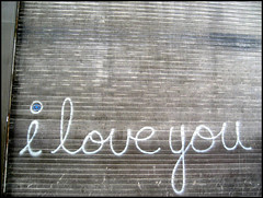 i love you (jodi*mckee) Tags: newyorkcity graffiti manhattan iloveyou interestingness13 i500 ilikethelittlestarstickerinthei explore1sept2007