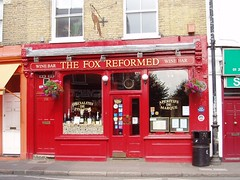 Picture of Fox Reformed, N16 0JL