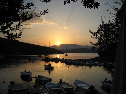 Aghios Stephanos Sunrise