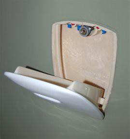 folding urinal