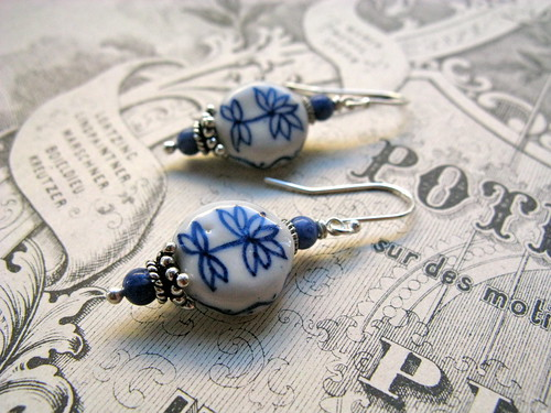 The Gardener earrings