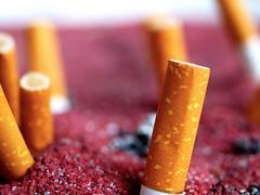 no smoking (Simone Capriotti) Tags: macro no smoking minimalismo fumo sigaretta cicca
